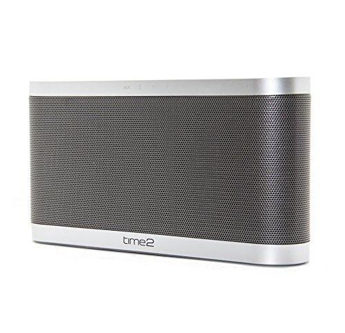 Multiroom-Lautsprecher - Tragbarer drahtloser Lautsprecher (WLAN/Bluetooth/Aux) 20W Ausgangsleistung - Streamen Sie Ihre Musikbibliothek, Apple Musik, Airplay, Spotify, TIDAL - iOS & Android