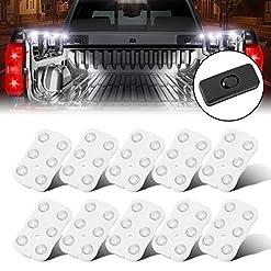 AUDEW LED auto lampada illuminazione interna Interior luce della lettura della luce illuminazione interni 12V