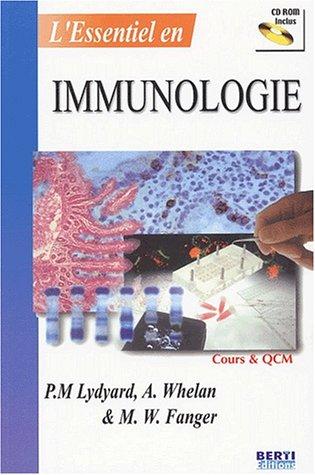 Immunologie. Avec CD-ROM