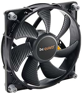 Be Quiet BQT T12025-LF Ventilateur pour boitier Noir