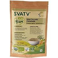 SVATV Shatavari Pulver (Spargel Racemosus) 1/2 LB, 08 oz, 227g USDA zertifiziert preisvergleich bei billige-tabletten.eu