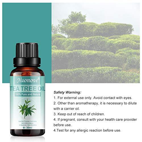 Zoom IMG-2 tea tree oil olio essenziale