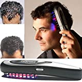 LWVAX® Power Laser Hair Growth Comb Hair Brush Grow Laser Hair Loss Therapy Comb Comb Device Growth Machine