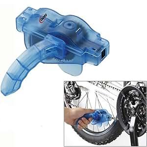 Nettoyant pour chaîne de vélo de machine de vélo Brosses laveur Nettoyer Outils