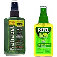 Adventure Medical Kits Picaridin & Repel Lemon Insect Repellent Kit DEET-Free preisvergleich bei billige-tabletten.eu