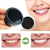 Ouneed® Zahnaufhellung,Natürliche organische Aktivkohle Bambus Zahnpasta Zähne Whitening Powder
