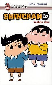 Shin Chan Saison 1 Tome 10