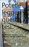 Sentieri narrativi della strada ferrata: il treno nella letteratura europea