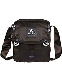 URBAN KINGS VE-VERITE Nylon Matty Messenger Bag (VERTICLE)- Vintage Cross Body Shoulder Satchel,bag Is Perfect...