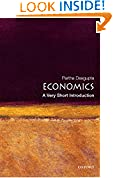 #9: Economics: A Very Short Introduction (Very Short Introductions)