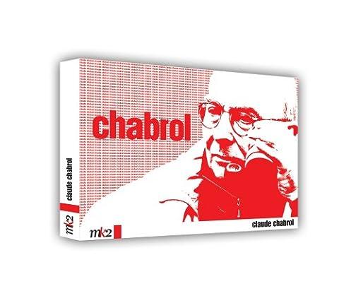 Inspecteur Lavardin - Claude Chabrol - Coffret 5 films :