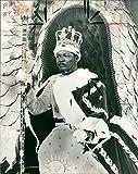 Fotomax Vintage Photo of Gen. Jean Bedel bokassa Emperor
