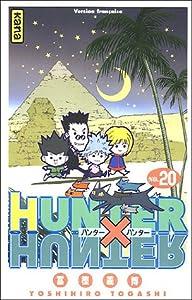 Hunter X Hunter Edition simple Tome 20
