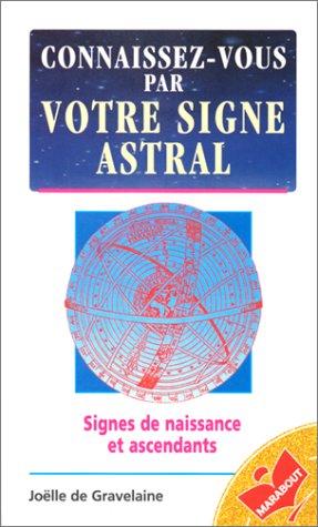 Connaissez-vous par votre signe astral. Signes de naissance et ascendants