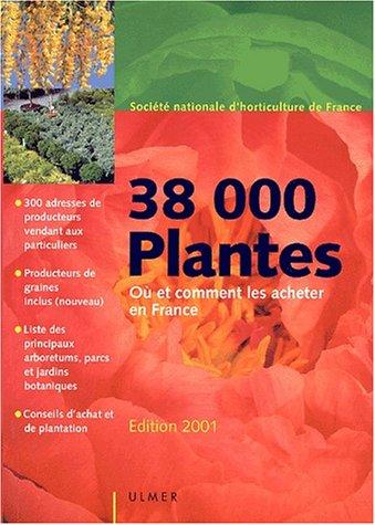 38000 plantes