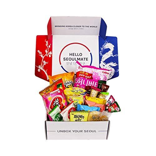 Deluxe Seoul Box | Premium, Authentic and Hand-Picked Korean Snack Box