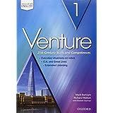Venture: standard. Student book-Workbook. Con espansione online. Con CD Audio. Per le Scuole superiori: 1