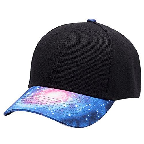 Belsen Damen Hip-Hop Cap Baseball Kappe Trucker Hat (Galaxie) (Hat Hip-hop-galaxie)