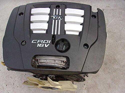 KIA SORENTO I 2.5 CRDI Motor 140 PS MOTOR CODE D4CB gebraucht kaufen  Wird an jeden Ort in Deutschland