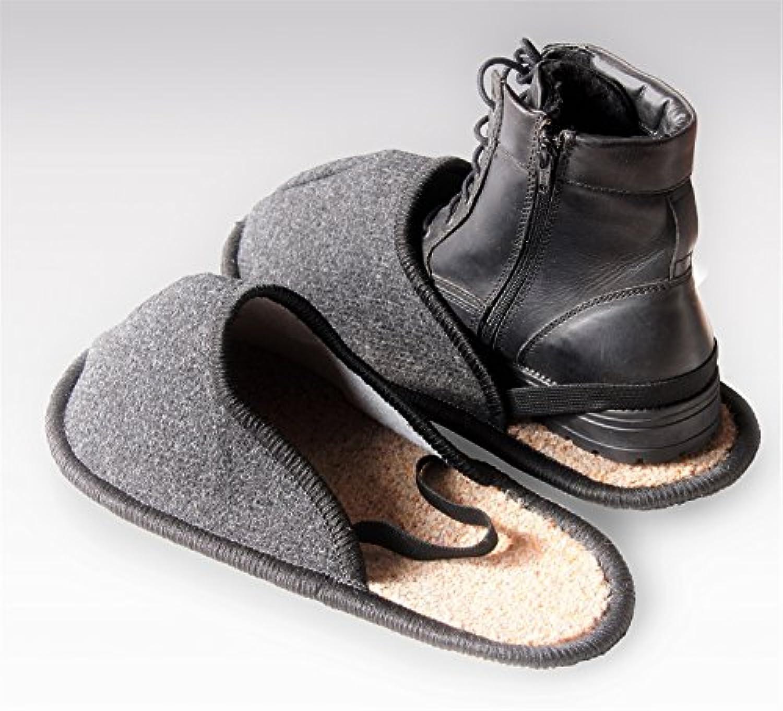 Zapatos museos, chanclos, zapatos artesanos más con la banda