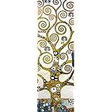 Gustav Klimt - El Árbol De La Vida (Detalle), 1 Parte Póster Fotomural (250 x 79cm)