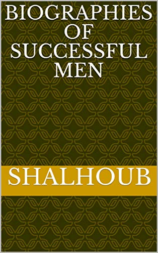 Descargar Torrent Paginas Biographies of successful men Epub Libres Gratis