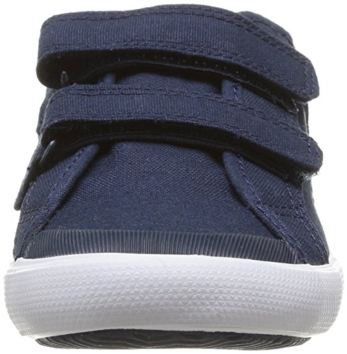 Le Coq Sportif Saint Malo Ps Strap, Unisex - Kinder Sneaker Blau - Bleu (Dress Blues)