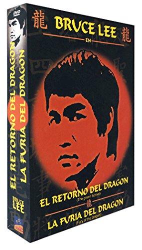 Pack Bruce Lee: El Retorno del Dragón/La Furia del Dragón [DVD]