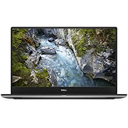 "Dell XPS 15-9570 Ordinateur Portable 15,6"" Full HD Argent (Intel Core i7, 16 Go de RAM, SSD 512Go, NVIDIA GTX1050Ti 4Go, Windows 10) Clavier AZERTY Français"