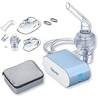 Preisvergleich für Beurer IH 60 Inhalator, leises, tragbares Inhaliergerät, Kompressor-Druckluft-Technologie, Akku-Betrieb