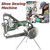 Máquina de cuero Zapatero, máquina de reparación de calzado de mano...