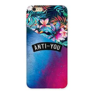 Neo World Anti You Back Case Cover for Apple iPhone 6S Plus