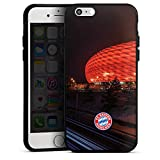 DeinDesign Apple iPhone 6 Silikon Hülle Case Schutzhülle FC Bayern München FCB Stadion