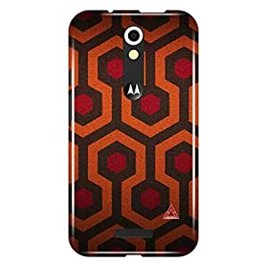 a AND b Designer Printed Back Case / Back Cover For Motorola Moto X Force (Moto_XF_3D_3550)