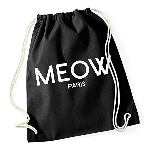 Certified Freak Meow Paris Sac De Gym Noir