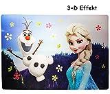 3-D Effekt Unterlage -
