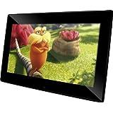 Rollei Designline 6130 digitaler Multi-Media Bilderrahmen (33,7 cm (13,3 Zoll) TFT-LED-Display, 4GB interner Speicher)
