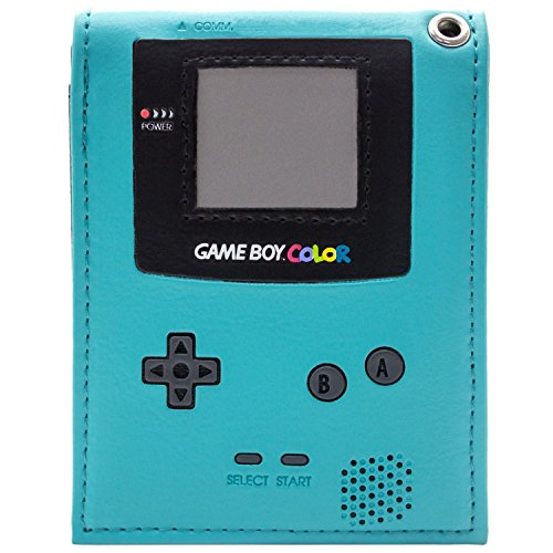 Cartera de Retro Game Boy Color consola portátil Teal