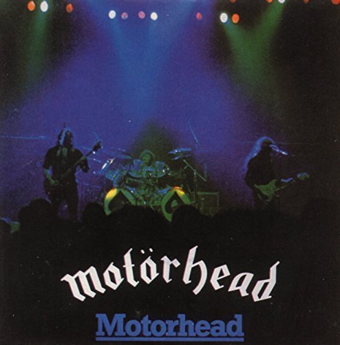 Motörhead - 2-Track CARD SLEEVE - 1) Motörhead (Live) 2) Over The Top (Live) - CDSINGLE