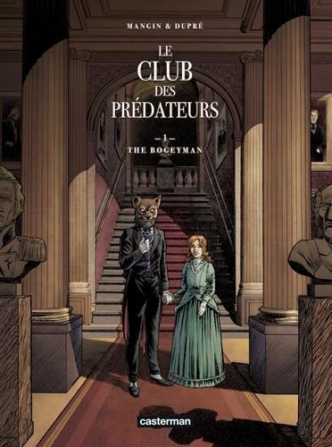 Le club des prédateurs, Tome 1 : The Bogeyman