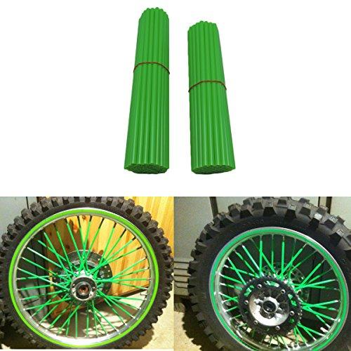 spoke-skins-cubrerradios-color-verde-para-suzuki-yamaha-kawasaki-ktm-aprilla-gasgas-trails