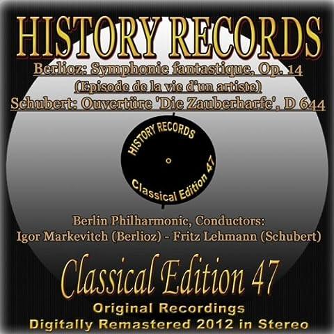 Symphonie fantastique, Op. 14, Episode de la vie d'un artiste: III. Scene aux champs, Adagio (1954 Version - Digitally remastered 2012)
