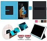 reboon Hülle für Odys Winpad X9 Tasche Cover Case Bumper | in Schwarz | Testsieger