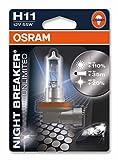Best H11 Bulbs - Osram H11 Night Breaker Unlimited, 12V, 55W (64211NBU-01B) Review