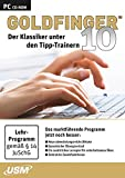 Goldfinger 10 - Der ultimative Tipp-Trainer - Holger Freudenreich