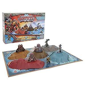 Giochi Preziosi- Gromiti: Grom Island Isla de gormiti+Figuras, Multicolor (GRM08000)