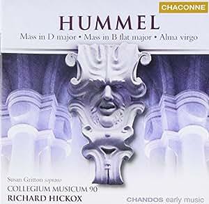 Hummel: Messen op. 77 und op. 111