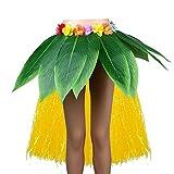 Die besten Touch of Nature Halloween-Kostüme - AITELEI Ti Blatt Hula Rock Hawaiian Leaf Rock Bewertungen