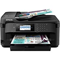 Epson WorkForce WF-7710DWF Print/Scan/Copy/Fax A3 Wi-Fi Printer, Amazon Dash Replenishment Ready