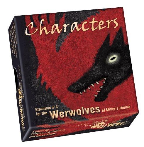 Asmodee Werewolves of Miller